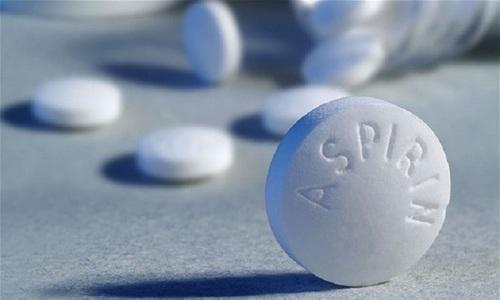 Nguy cơ xuất huyết não khi lạm dụng aspirin